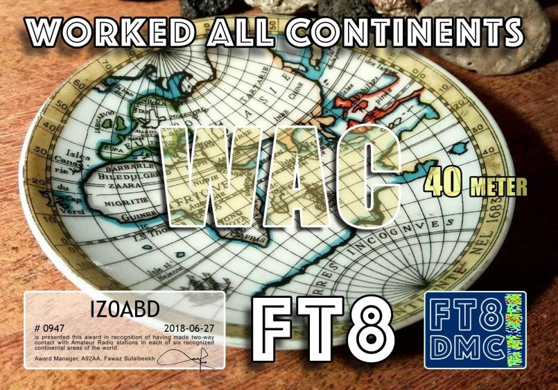 IZ0ABD-WAC-40M